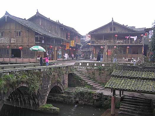 Gohangli Ancient Town