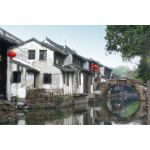 Zhujiajiao, escape to old China