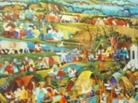 folk art of serbia