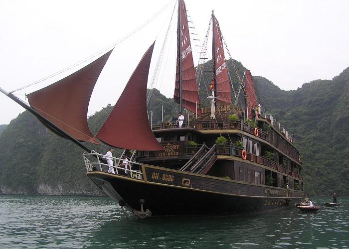 Halong Bay Vietnam with ReadyClickAndGo