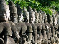 Day tours in Angkor, Cambodia