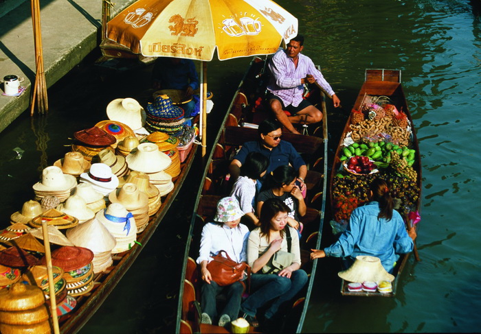 floating market bangkok readyclickandgo