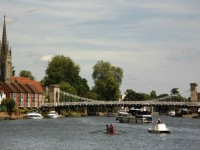 Marlow to Temple Lock Walk, ReadyClickAndGo