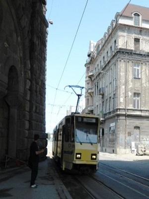 Train ride in Belgrade, ReadyClickAndGo