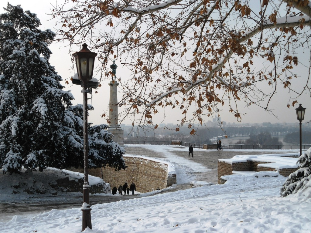 Walking tour of Belgrade - underground Belgrade, ReadyClickAndGo