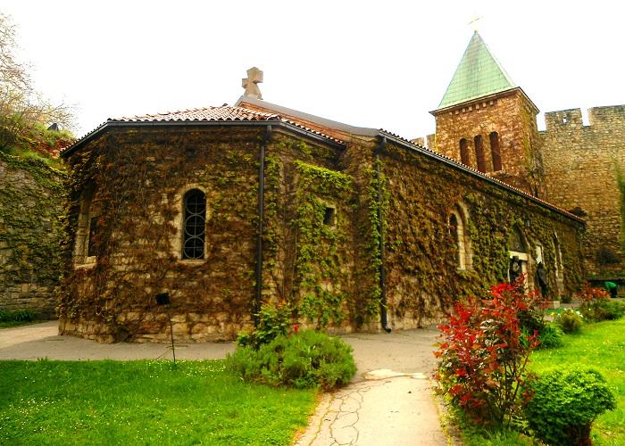 Belgrade Fortress St Ruzica Church ReadyClickAndGo