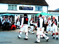 Morris Dancers, UK ReadyClickAndGo
