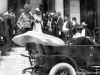 Franz Ferdinand during visit to Sarajevo