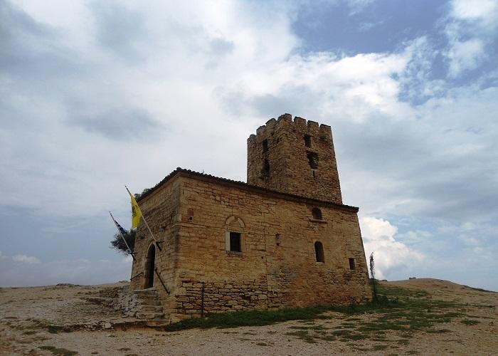 Byzantium Castle, New Fokea Greece ReadyClickAndGo