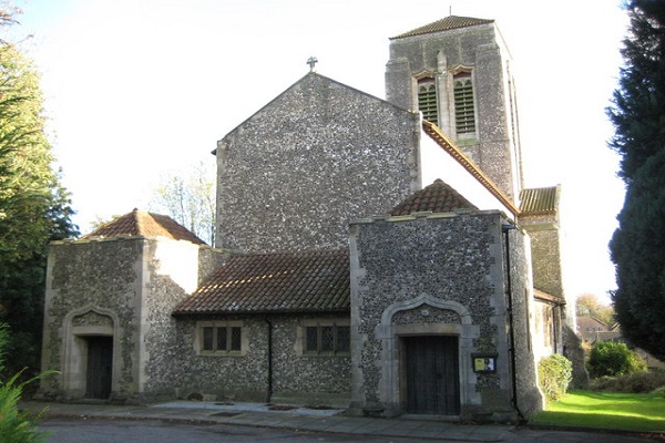 St Francis Church High Wycombe readyclickandgo