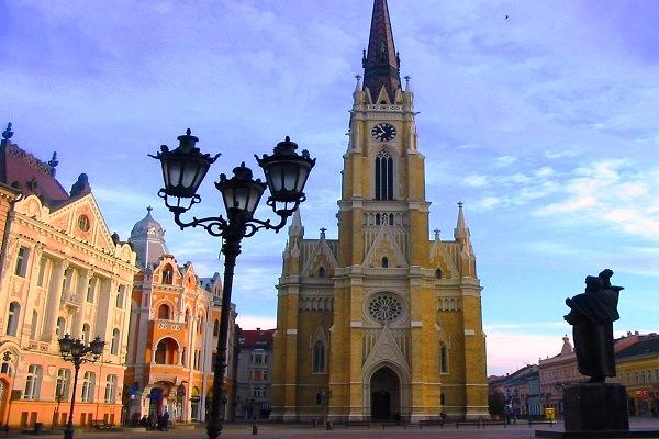 Day Tour to Novi Sad, ReadyClickAndGo