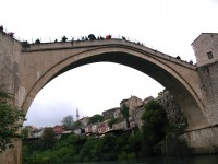 Mostar Bridge Bosnia readyclickandgo