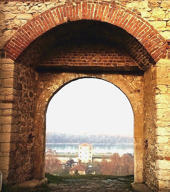 Nebojsa Tower at Belgrade Fortress readyclickandgo