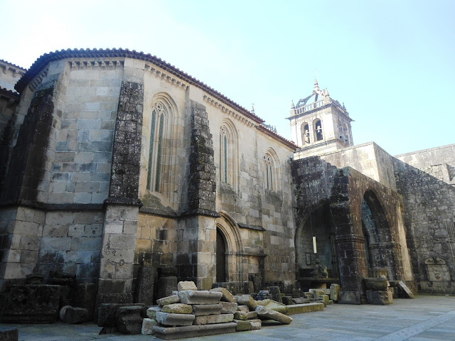 Cathedral in Braga