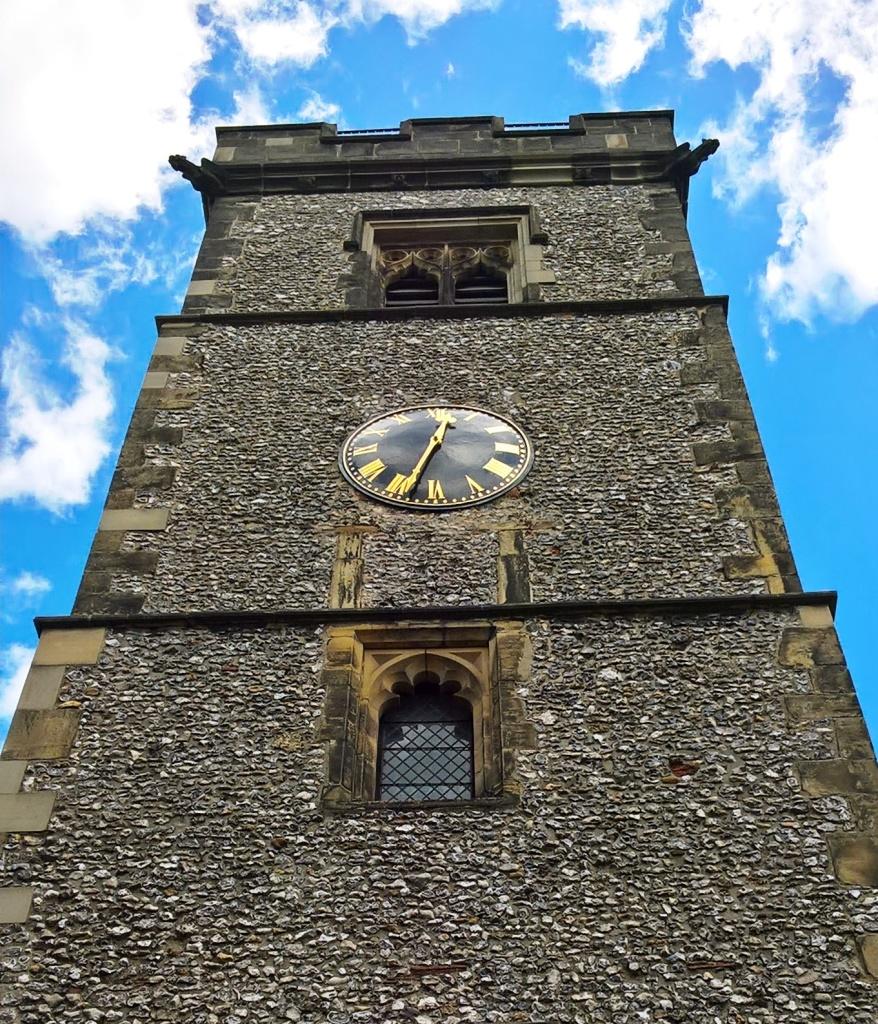 Towe Clock St ALBANS READYCLICKANDGO