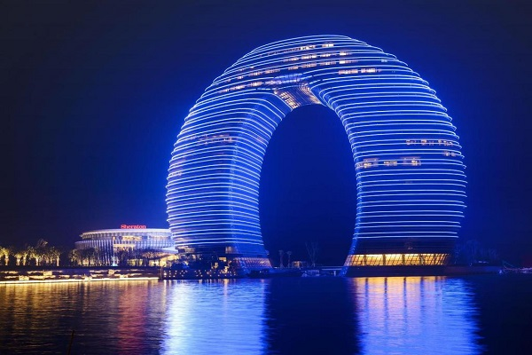Sheraton Huzhou Hot Spring Resort readyclickandgo travel