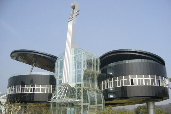 The Piano House in Anhui readyclickandgo travel