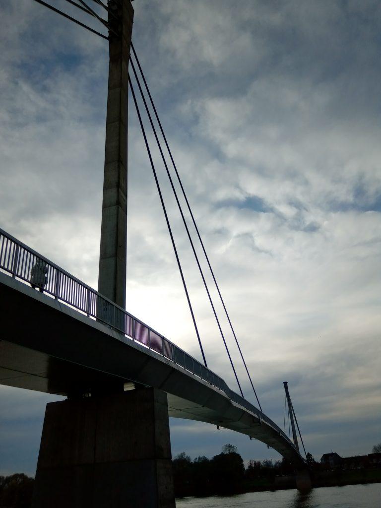 St Irinej Bridge over Sava Sremska mitrovica readyclickandgo