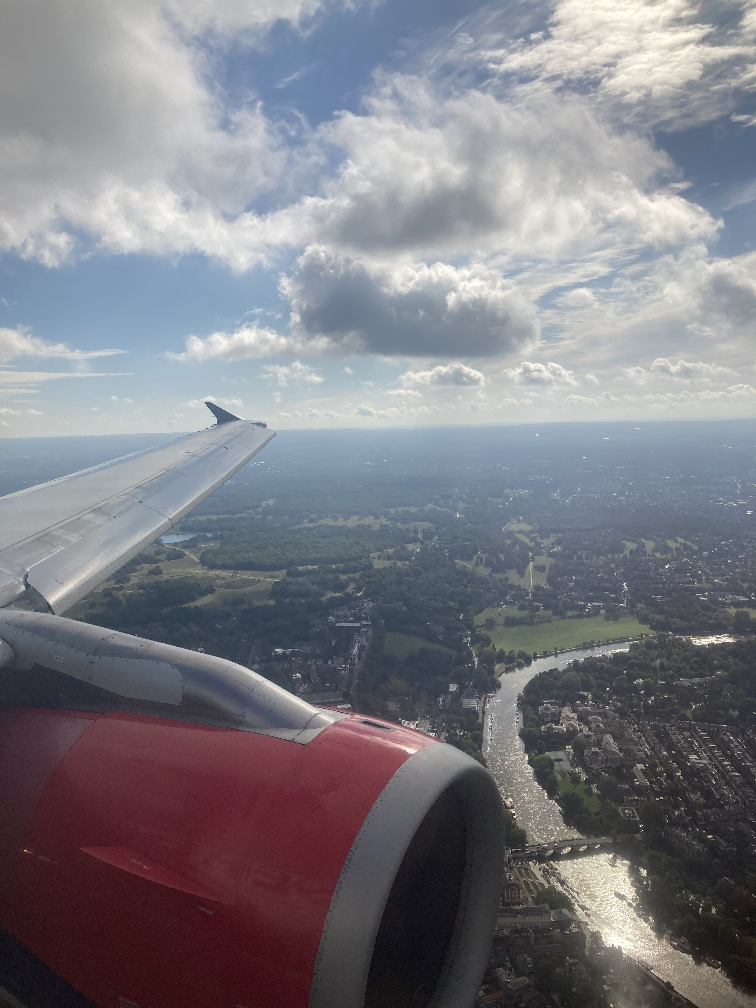 Flying during Covid 19