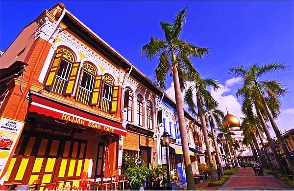 City_tour_of_ Singapore_Visit_the_Kampong_Glam_ReadyClickAndGo
