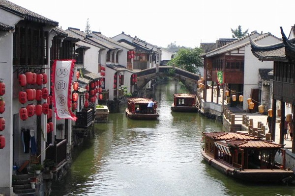 Day Tours to Waterside towns of Zhouzhuang, ReadyClickAndGo