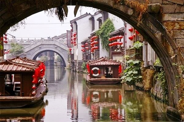 Private day tour from Shanghai to Waterside townhomes