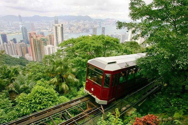 Day tours in Hong Kong