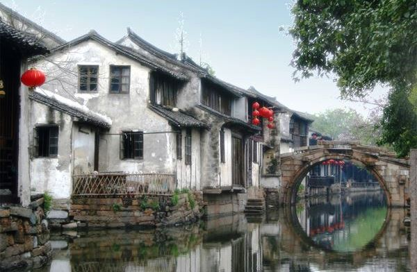Day tours to Zhujiajiao, ReadyClickAndGo