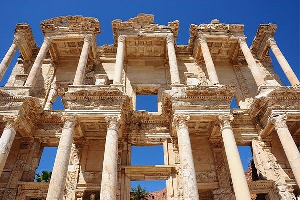 Private tours of Ephesus Turkey