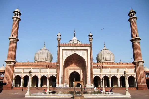 Jama_Masjid,_Delhi, Day Tours in Delhi, ReadyClickAndGo