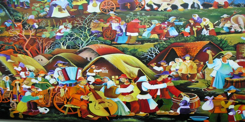 Kovacica Centre of Naive Art in Serbia readyclickandgo