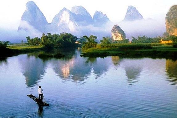 Li River Cruise, Yanghsuo ReadyClickAndGo