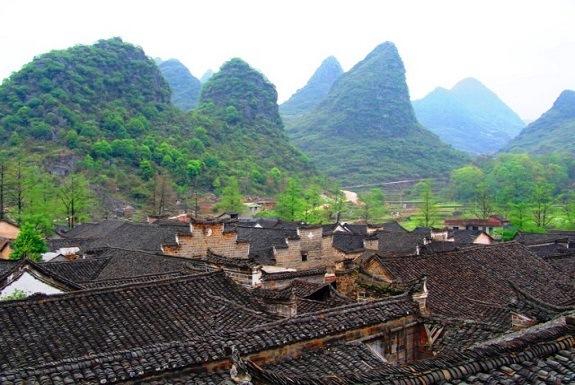 Ming Village Yangshuo China ReadyClickAndGo