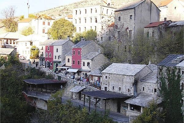 Mostar walking tour