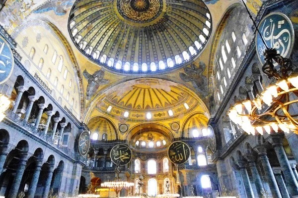 Things_to_see_and_do_in_Istanbul_visit_St_Sophia_ReadyClickAndGo