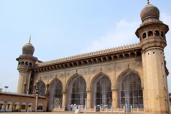 Visit Mecca Masjid, Hyderabad.ReadyClickAndGo