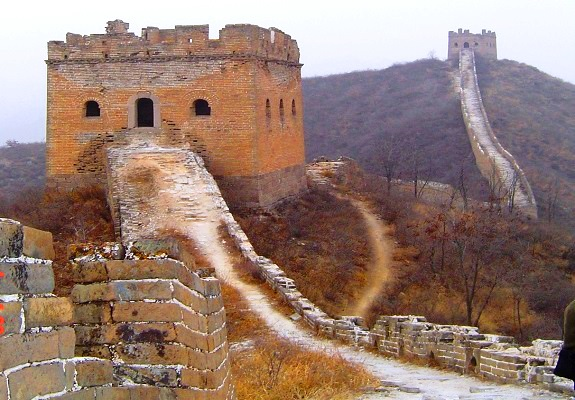 Day tours from Beijing to Great Wall