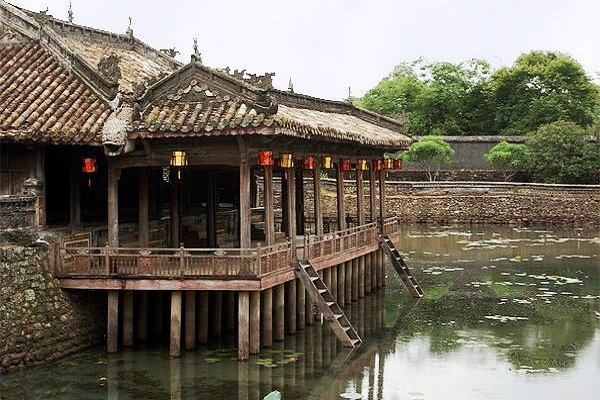 Day tour in Hue Vietnam