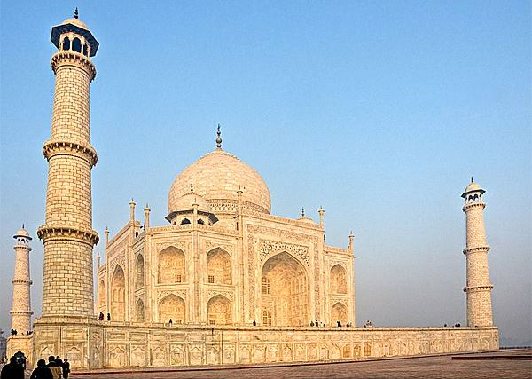 Taj Mahal day tour from New Delhi