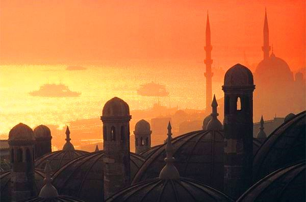 Sightseeing tours of Istanbul