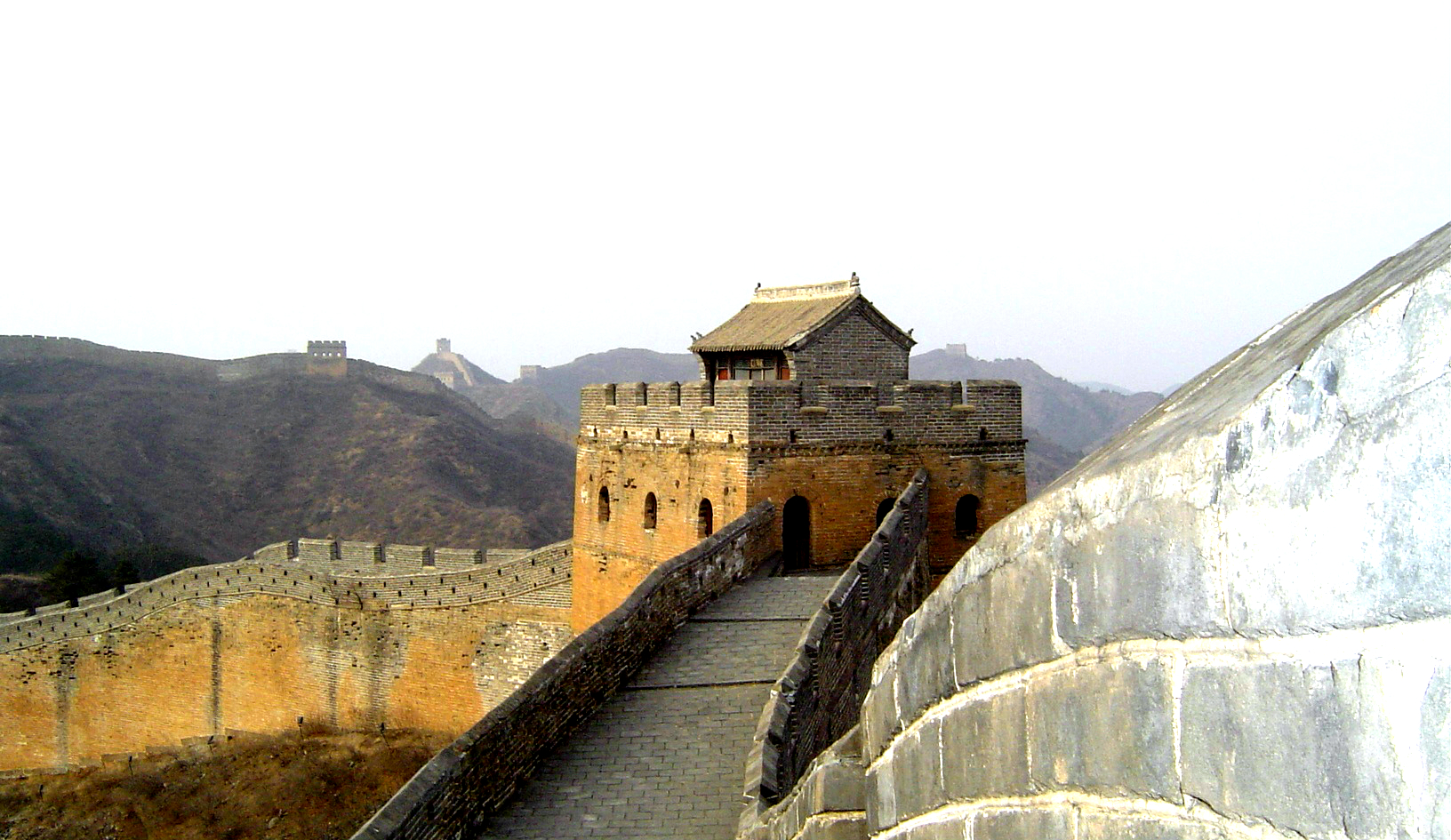 the great wall of China, UNESCO site, readyclcikandgo